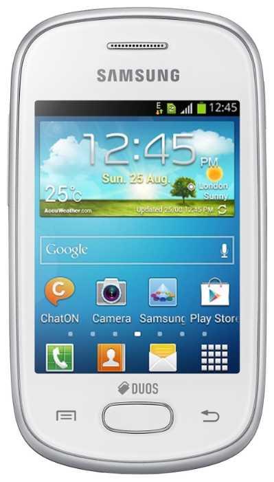 Замена аккумуляторной батареи Samsung Galaxy Star GT-S5282
